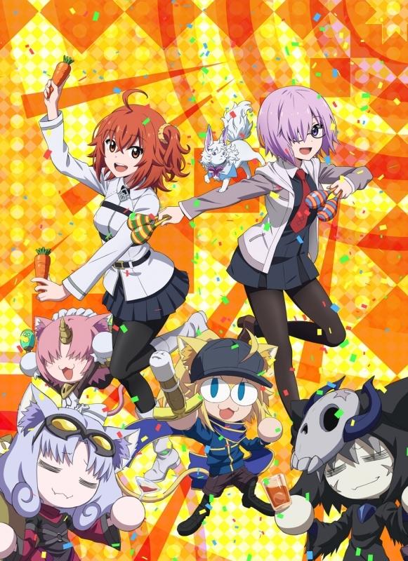 【Blu-ray】TV Fate/Grand Carnival 1st Season 【完全生産限定版】