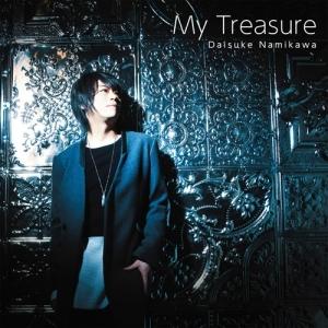 【マキシシングル】浪川大輔/My Treasure 豪華盤