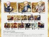 Fate/Grand Order トレーディングアクリルバッジ vol.1