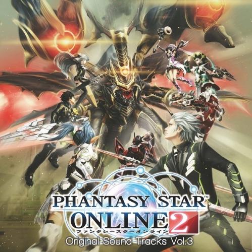【サウンドトラック】ゲーム ファンタシースターオンライン2 オリジナルサウンドトラック Vol.3
