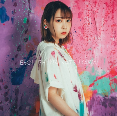 夏川椎菜のバナー画像