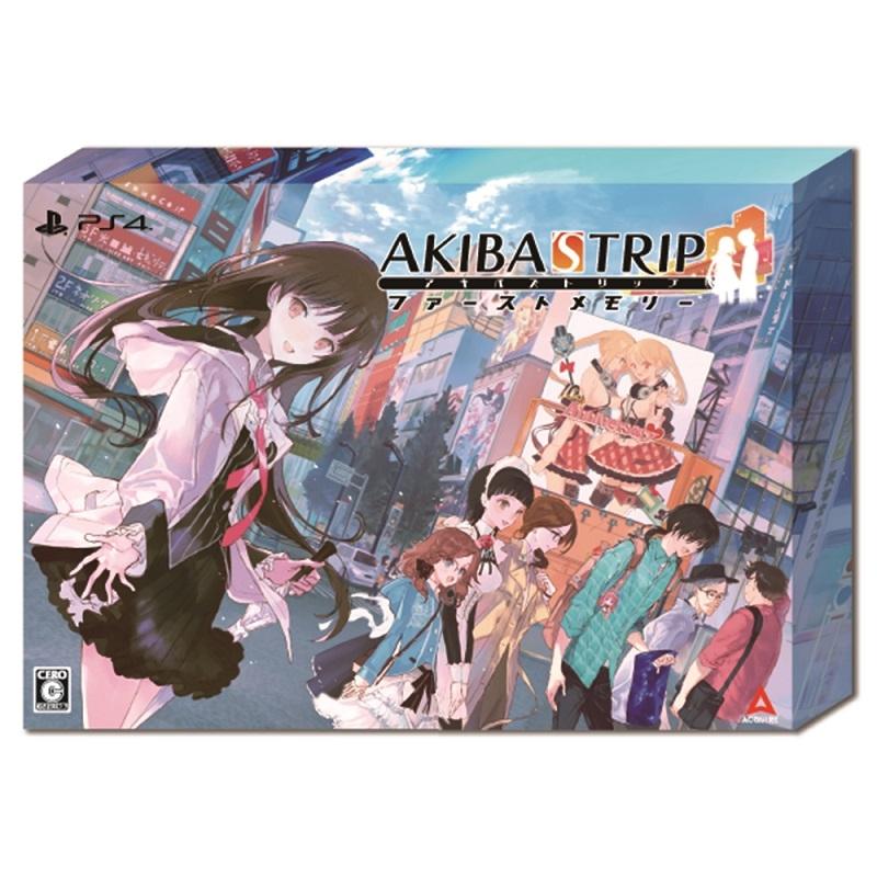 【PS4】AKIBA'S TRIP ファーストメモリー 初回限定版 10th Anniversary Edition