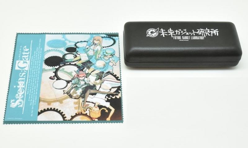 【グッズ-セット商品】STEINS;GATE メガネケース&クロスセット [B]