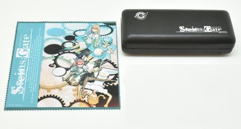 【グッズ-セット商品】STEINS;GATE メガネケース&クロスセット [B] サブ画像2