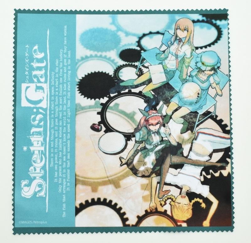 【グッズ-セット商品】STEINS;GATE メガネケース&クロスセット [B] サブ画像5
