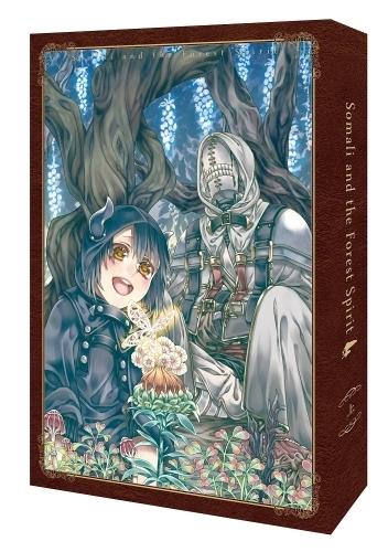 【Blu-ray】TV ソマリと森の神様 上巻 サブ画像2