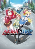 TV AKIBA'S TRIP TRIP-THE ANIMATION- Vol.1