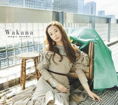 【アルバム】「magic moment」/Wakana 【初回限定盤A】
