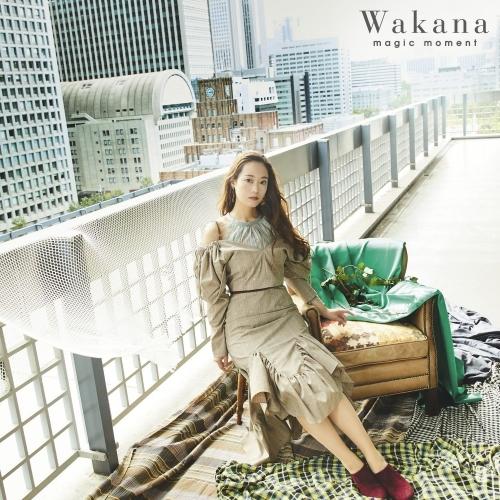【アルバム】「magic moment」/Wakana 【初回限定盤B】