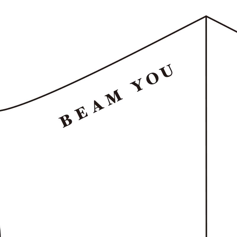 【グッズ-その他】伊藤美来 Live Tour 2021 Rhythmic BEAM YOU マスク サブ画像2