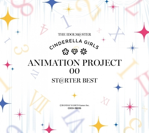 【アルバム】THE IDOLM@STER CINDERELLA GIRLS ANIMATION PROJECT 00 ST@RTERBEST