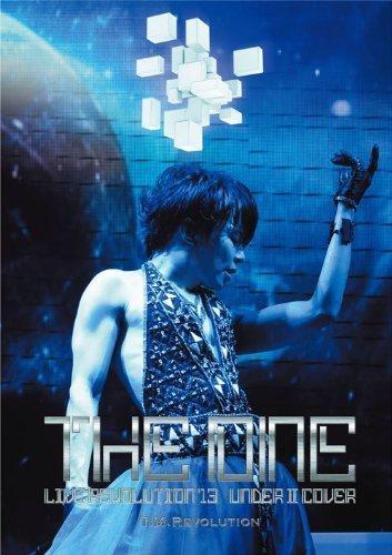 【Blu-ray】T.M.Revolution/T.M.R. LIVE REVOLUTION '13 -UNDER II COVER-