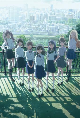 【Blu-ray一括購入】TV Wake Up, Girls!