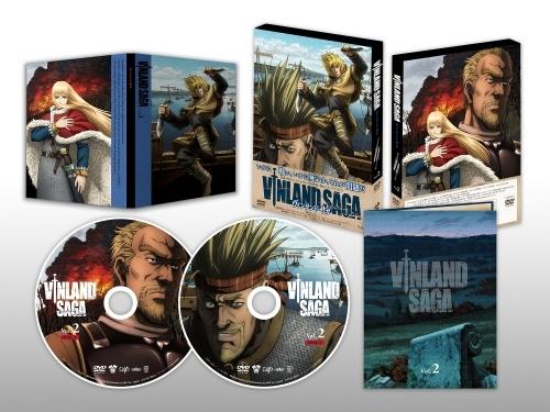 【DVD】TV ヴィンランド・サガ DVD Box Vol.2