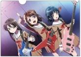 BanG Dream!(バンドリ) クリアファイル(きゃらびぃ)