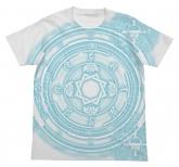 ブレイブウィッチーズ ウィッチの魔法陣Tシャツ扶桑Ver./WHITE-XL