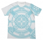 ブレイブウィッチーズ ウィッチの魔法陣Tシャツ西洋Ver./WHITE-M
