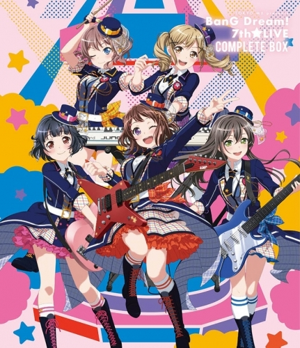 【Blu-ray】TOKYO MX presents 「BanG Dream! 7th☆LIVE」 COMPLETE BOX サブ画像4