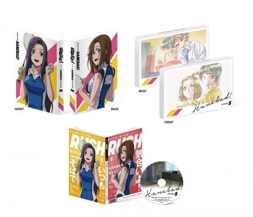 【DVD】TV はねバド! Vol.5 DVD 初回生産限定版 サブ画像2