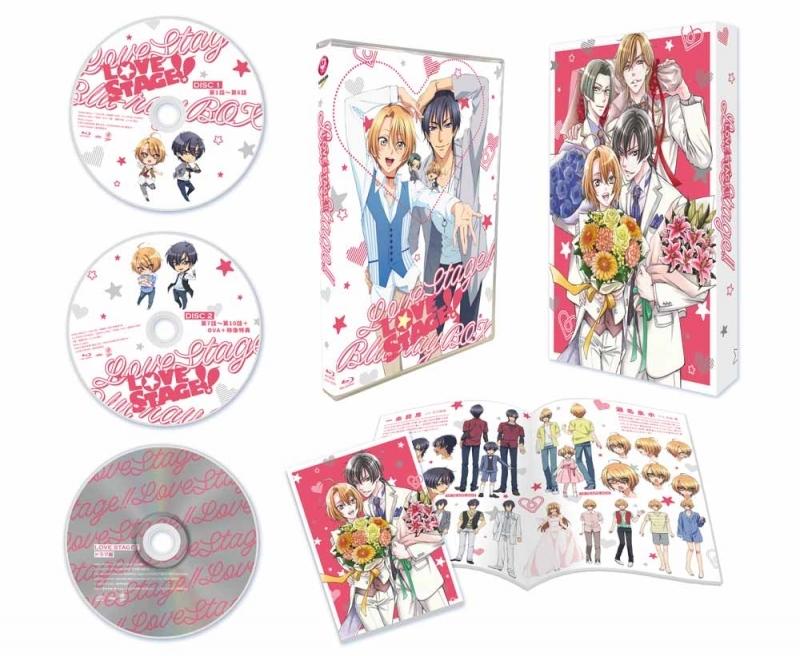 【Blu-ray】LOVE STAGE!! Blu-ray BOX サブ画像2