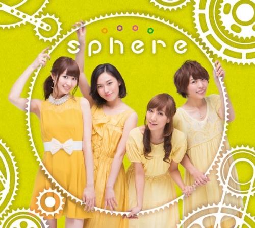 【主題歌】TV 夜ノヤッターマン ED「情熱CONTINUE」/Sphere(スフィア) 初回限定盤