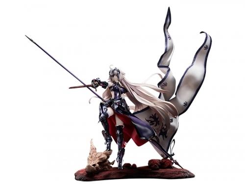 【フィギュア】Fate/Grand Order アヴェンジャー ジャンヌ・ダルク[オルタ]昏き焔を纏いし竜の魔女 1/7スケール PVC製 塗装済み完成品【特価】