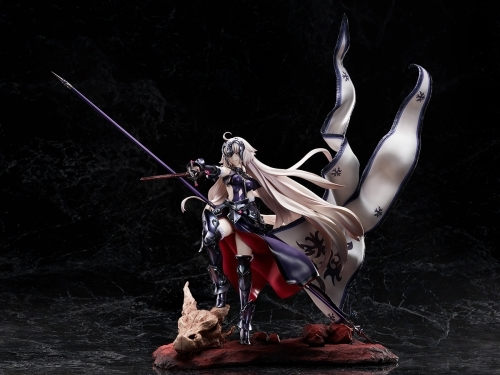 【フィギュア】Fate/Grand Order アヴェンジャー ジャンヌ・ダルク[オルタ]昏き焔を纏いし竜の魔女 1/7スケール PVC製 塗装済み完成品【特価】 サブ画像2