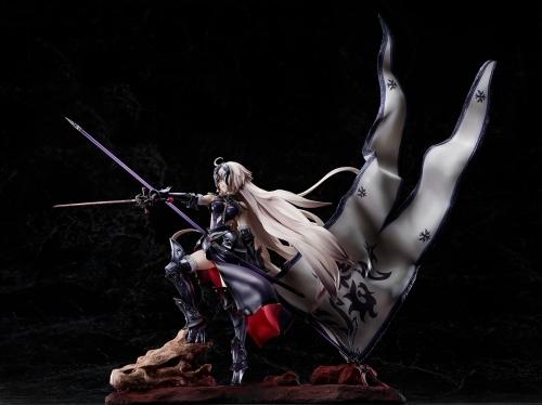 【フィギュア】Fate/Grand Order アヴェンジャー ジャンヌ・ダルク[オルタ]昏き焔を纏いし竜の魔女 1/7スケール PVC製 塗装済み完成品【特価】 サブ画像3