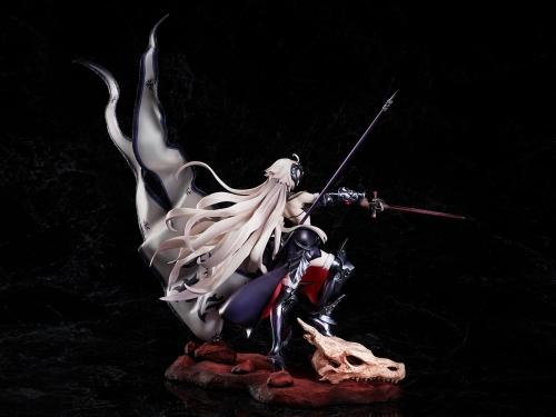 【フィギュア】Fate/Grand Order アヴェンジャー ジャンヌ・ダルク[オルタ]昏き焔を纏いし竜の魔女 1/7スケール PVC製 塗装済み完成品【特価】 サブ画像4