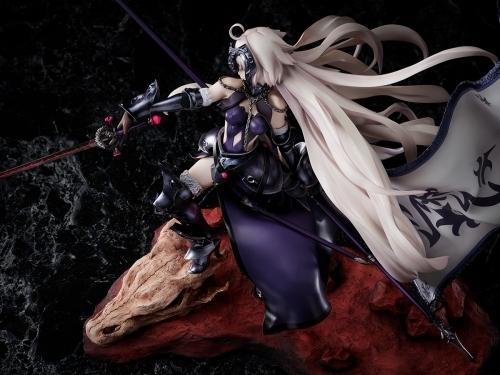 【フィギュア】Fate/Grand Order アヴェンジャー ジャンヌ・ダルク[オルタ]昏き焔を纏いし竜の魔女 1/7スケール PVC製 塗装済み完成品【特価】 サブ画像5
