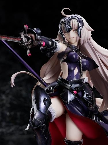 【フィギュア】Fate/Grand Order アヴェンジャー ジャンヌ・ダルク[オルタ]昏き焔を纏いし竜の魔女 1/7スケール PVC製 塗装済み完成品【特価】 サブ画像6