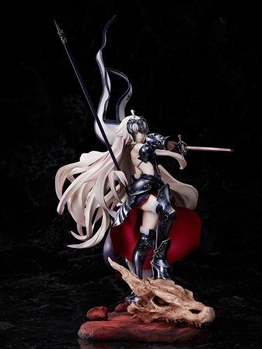【フィギュア】Fate/Grand Order アヴェンジャー ジャンヌ・ダルク[オルタ]昏き焔を纏いし竜の魔女 1/7スケール PVC製 塗装済み完成品【特価】 サブ画像8