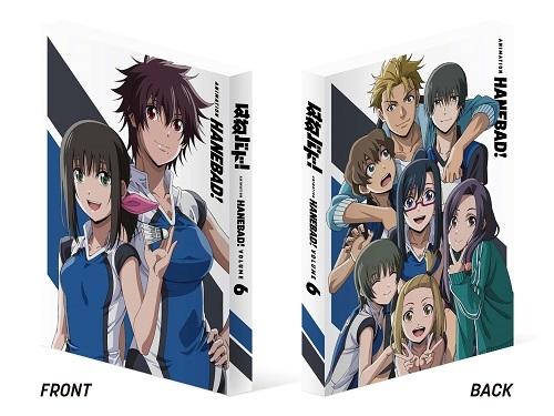 【Blu-ray】TV はねバド! Vol.6 Blu-ray 初回生産限定版