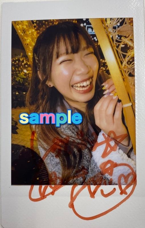 【グッズ-チェキ】※1/26実施イベント・とろぴかる☆ゆーきさんサイン入り※ アイオケ チェキ