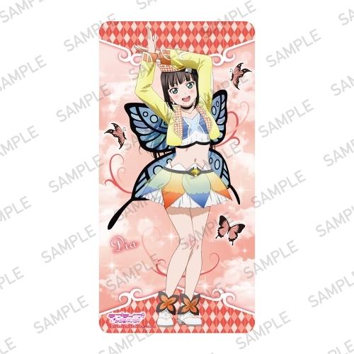 【グッズ-デスクマット】ラブライブ!サンシャイン!! デスクマットコレクション 黒澤ダイヤ