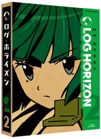 【Blu-ray】TV ログ・ホライズン 2