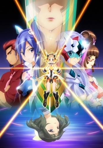 【Blu-ray】TV 戦姫絶唱シンフォギア Blu-ray BOX 初回限定版