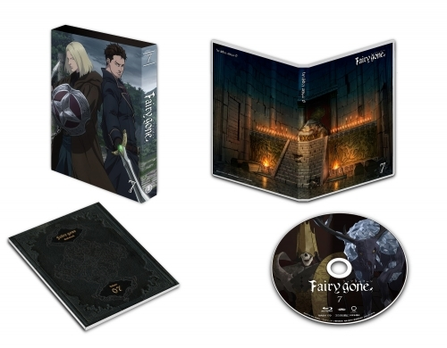 【Blu-ray】TV Fairy gone フェアリーゴーン Vol.7 サブ画像2