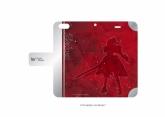 Fate/Grand Order 手帳型スマホケース22/セイバー/モードレッド iPhone6/6S専用