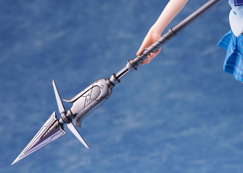 【フィギュア】ストライク・ザ・ブラッド 姫柊 雪菜[制服style] 1/7スケール PVC製塗装済み完成品【特価】 サブ画像9