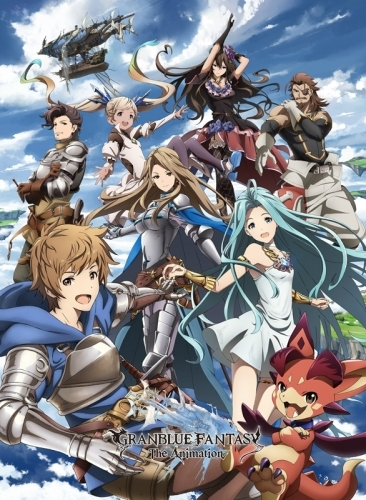 【Blu-ray】TV GRANBLUE FANTASY The Animation 6 完全生産限定版