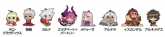 Fate/EXTELLA トレーディング ラバーストラップ A