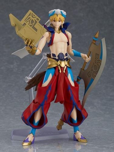 【フィギュア】Fate/Grand Order -絶対魔獣戦線バビロニア- figma ギルガメッシュ【特価】 サブ画像2