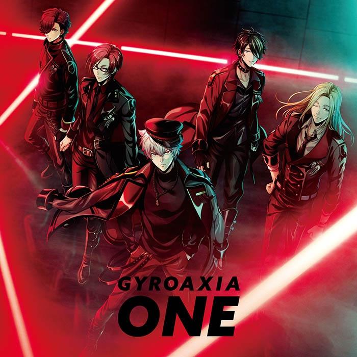 【アルバム】ARGONAVIS from BanG Dream!(アルゴナビス フロム バンドリ!) 「ONE」/GYROAXIA 【通常盤Atype】