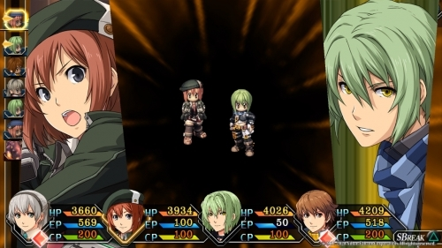 【PS4】英雄伝説 碧の軌跡:改 サブ画像2
