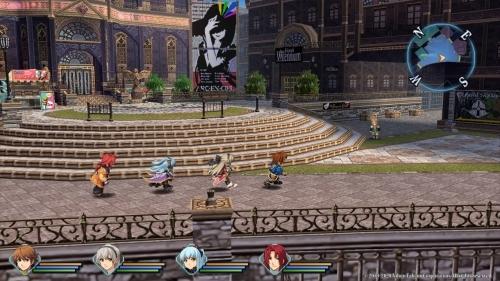 【PS4】英雄伝説 零の軌跡:改 サブ画像2