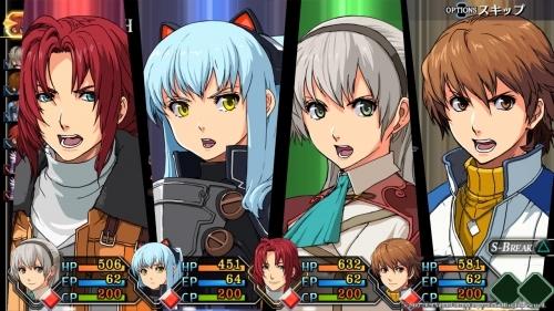 【PS4】英雄伝説 零の軌跡:改 サブ画像4