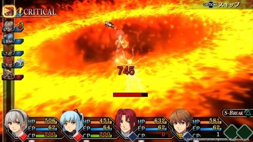 【PS4】英雄伝説 零の軌跡:改 サブ画像5