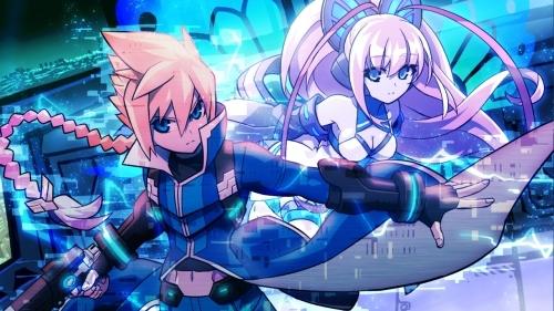 【PS4】蒼き雷霆 ガンヴォルト ストライカーパック サブ画像8