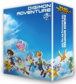 TV デジモンアドベンチャー 15th Anniversary Blu-ray BOX